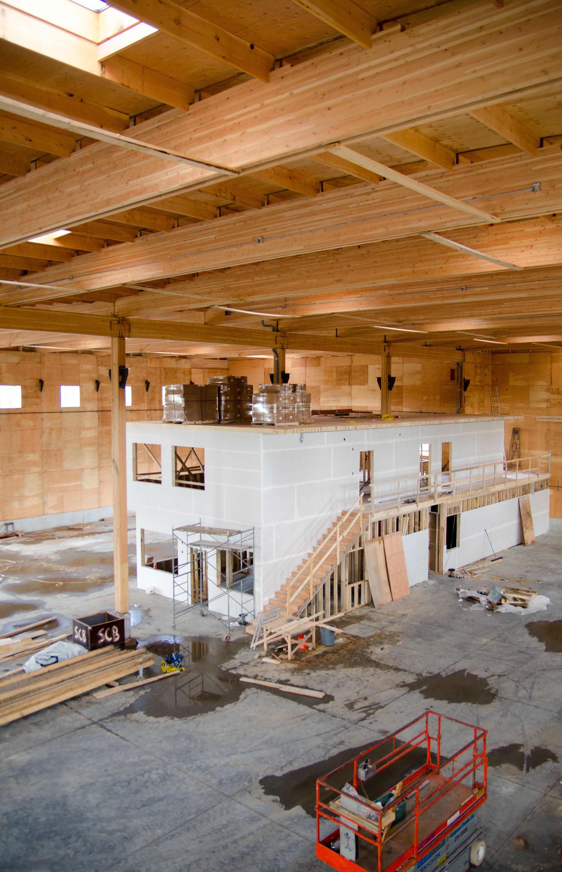 The New Structurecraft Abbotsford Shop Update 2