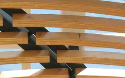 Laminated Veneer Lumber Image