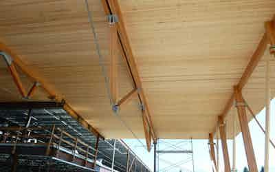 Cross Laminated Timber – CLT Image