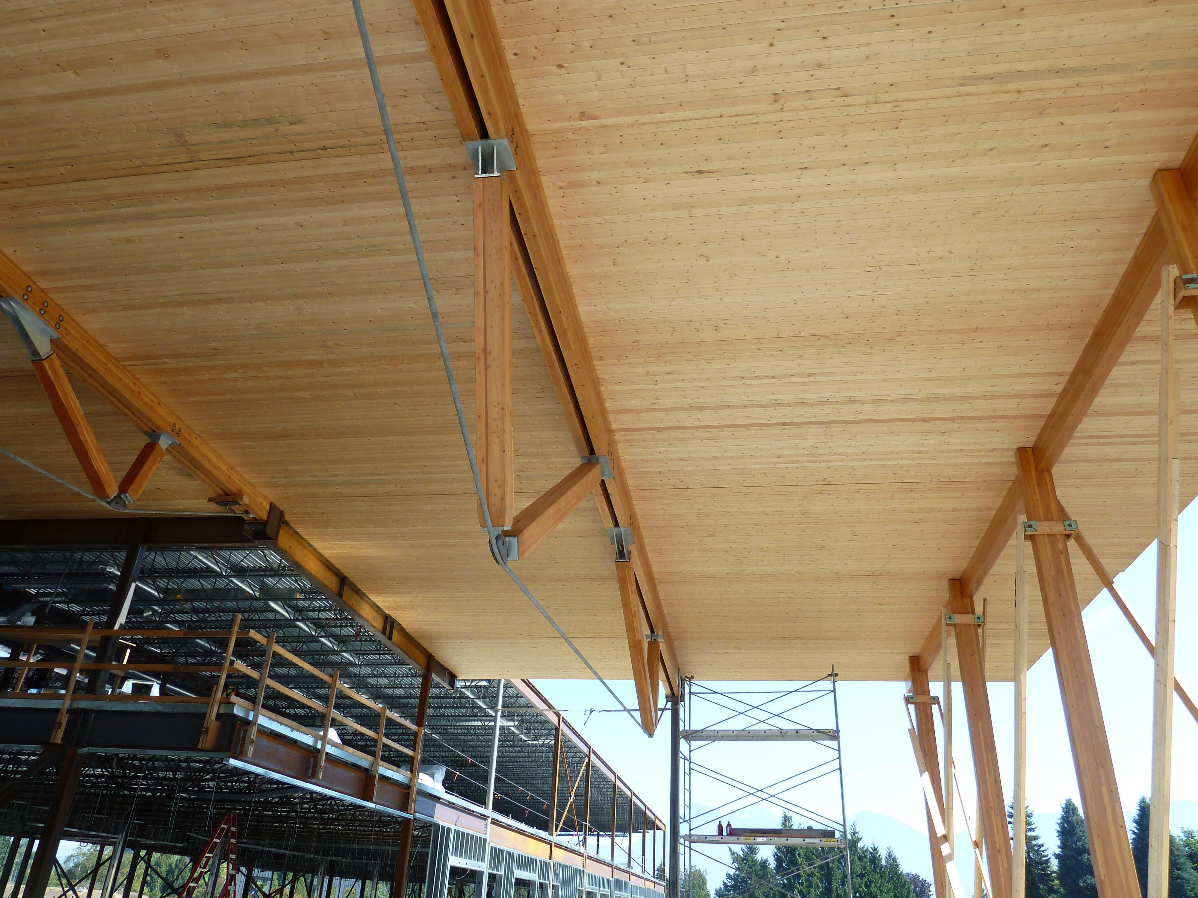 Cross Laminated Timber Clt Structurecraft