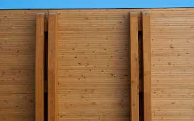 Nail Laminated Timber – NLT Image