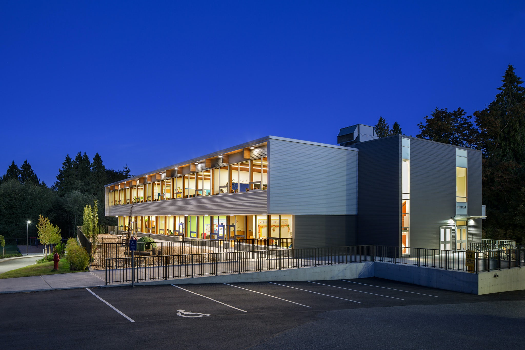 Surrey Christian School Primary Mass Timber Structurecraft